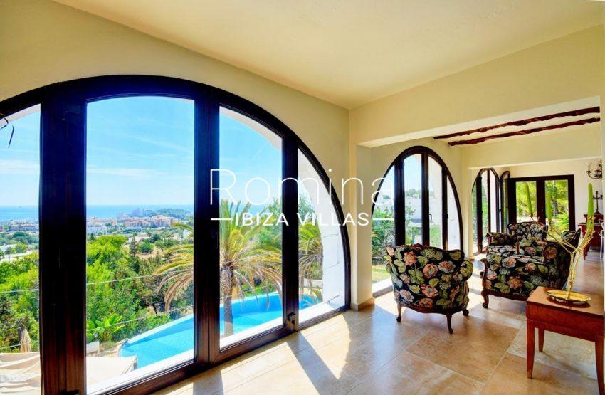 villa gio ibiza-3interior sea view
