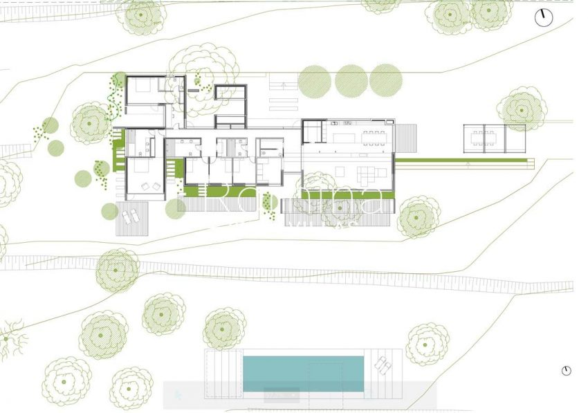 villa hera ibiza-6floor lay out