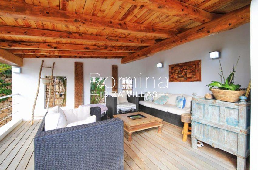 villa hibiscus ibiza-2outdoor summer living area