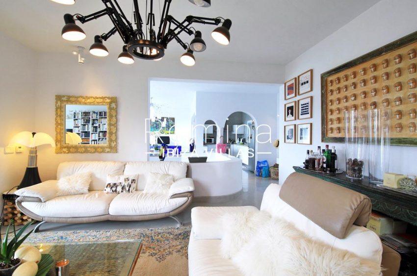 villa hibiscus ibiza-3living room