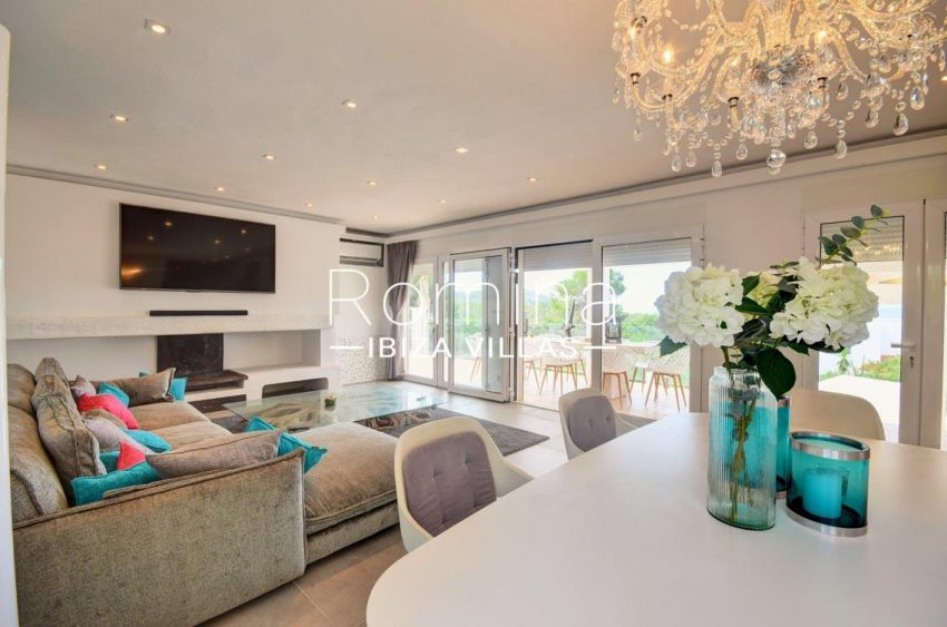 villa turquesa ibiza-3living dining room