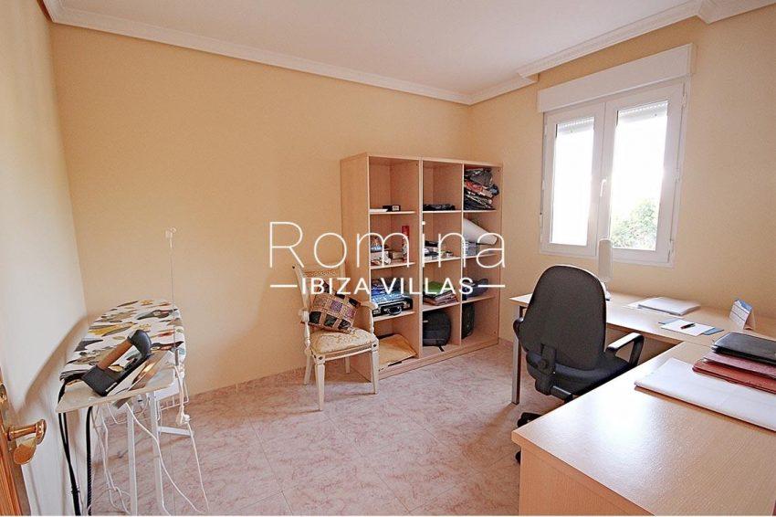 adosado villa ibiza-4bedroom office