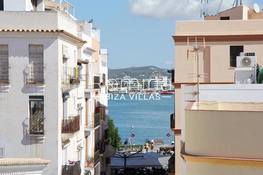 duplex mary ibiza-1sea view