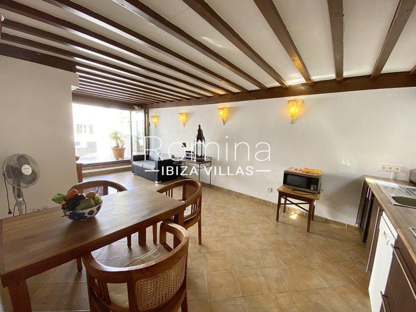 romina-ibiza-villas-rv-667-29-duplex-mary-3living dining room kitchen
