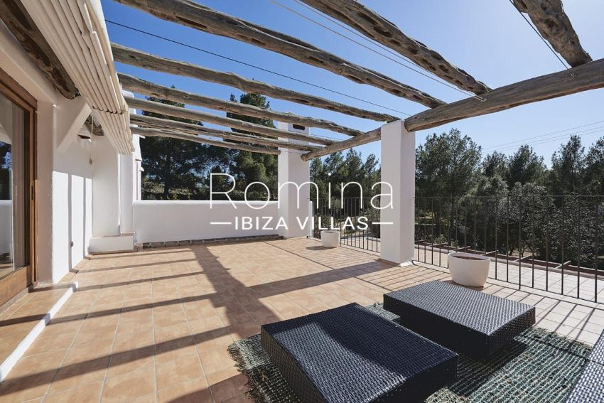 can ikar ibiza-2upper terrace pergola sitting area2