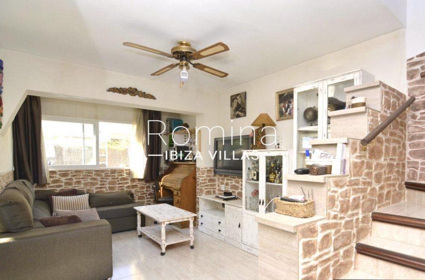 romina-ibiza-villas-rv690-adosado-pedres-3living room stairs