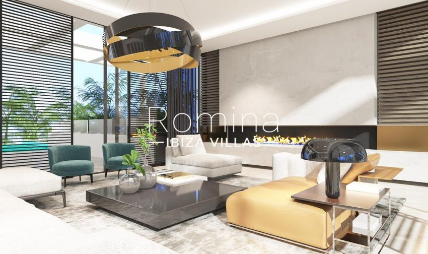 romina-ibiza-villas-rv696-proyecto-villas-mar-3render living room fireplace