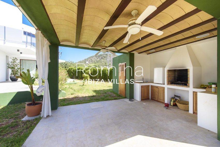 romina-ibiza-villas-rv699-villa margy-2terrace outdoor kitchen