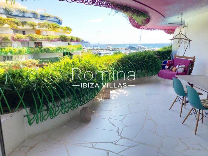 romina-ibiza-villas-rv-717-apto-las boas-1terrace sea view