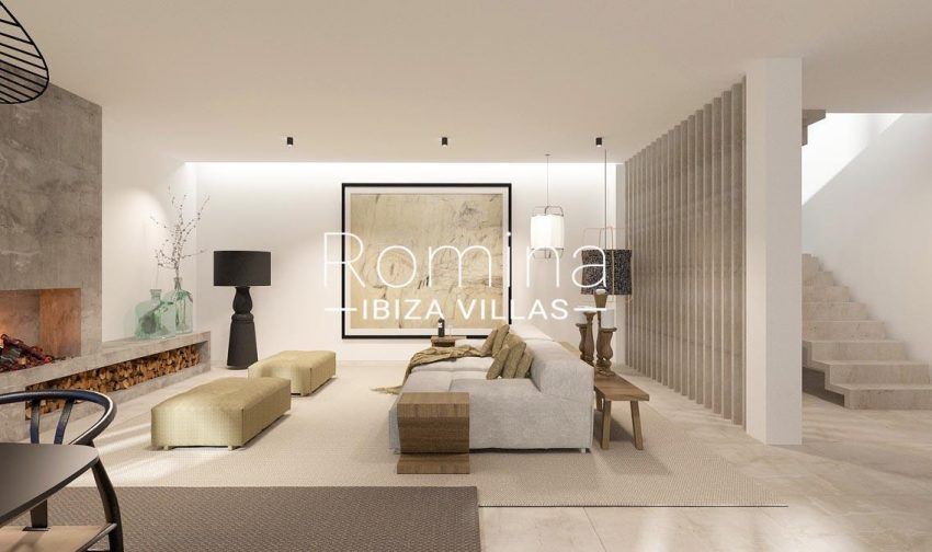 romina-ibiza-villas-rv722-proyecto-can-furnet-3render living room fireplace