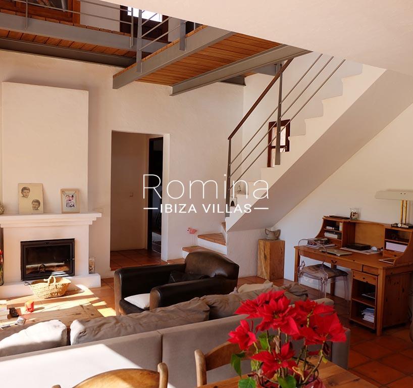 romina-ibiza-villas-rv725-villa-zinia-3living dining room fireplace