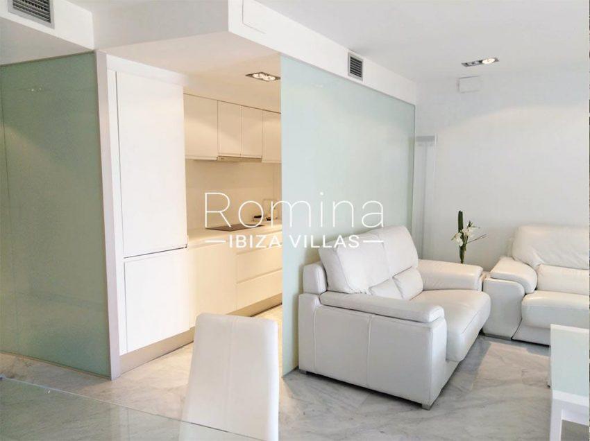 romina-ibiza-villas-rv735-apto-miramar-paseo 2-3living room kitchen