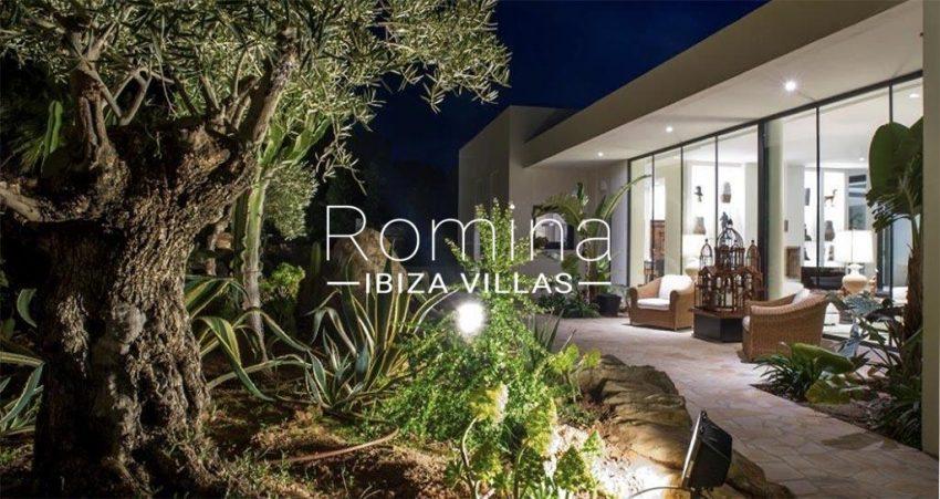 romina-ibiza-villas- rv-753-27-villa-atenea-2 terrace by night