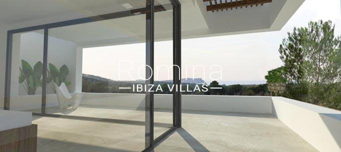 romina-ibiza-villas-rv814-proyecto-can-vinya-1bedroom terrace sea view