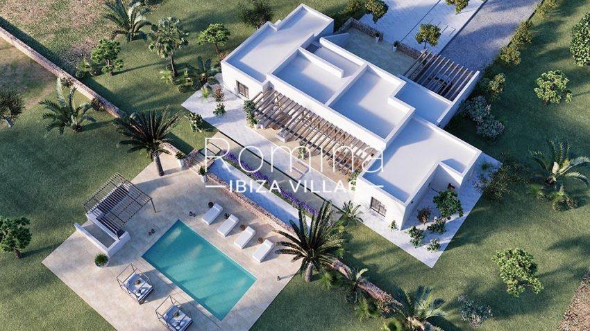 romina-ibiza-villas-rv-816-71-proyeco-casa-maj-2pool house from above