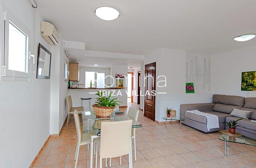 romina-ibiza-villas-rv-839-57-adosado-lila-3living dining room kitchen