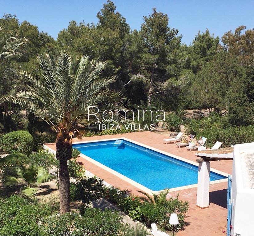 romina-ibiza-villas-rv-834-91-casa-blau-2pool terraces garden