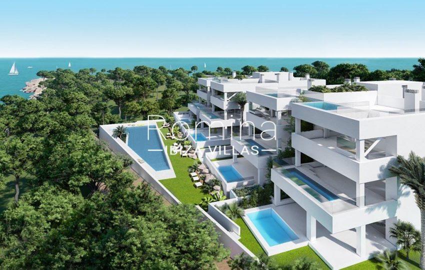 romina-ibiza-villas-rv-873-26-aptos novus-1buildings pool sea view2