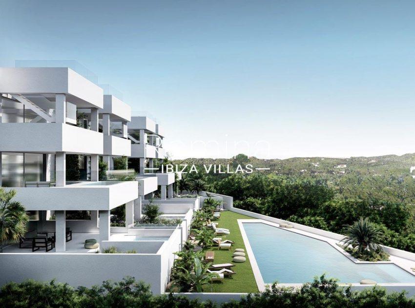 romina-ibiza-villas-rv-873-26-aptos novus-2building project pool