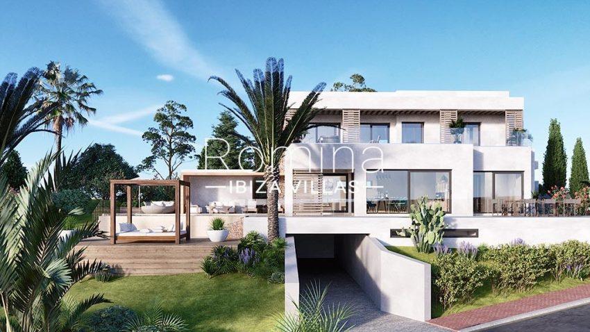 romina-ibiza-villas-rv-722-71-proyecto-can-furnet-2facade garage