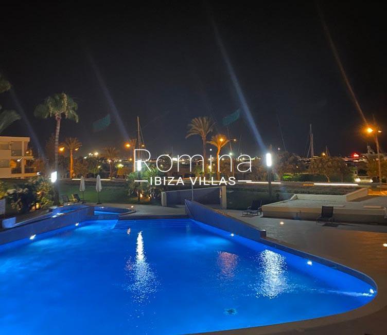 romina-ibiza-villas-rv-898-73-apto-dean-2pool by night2
