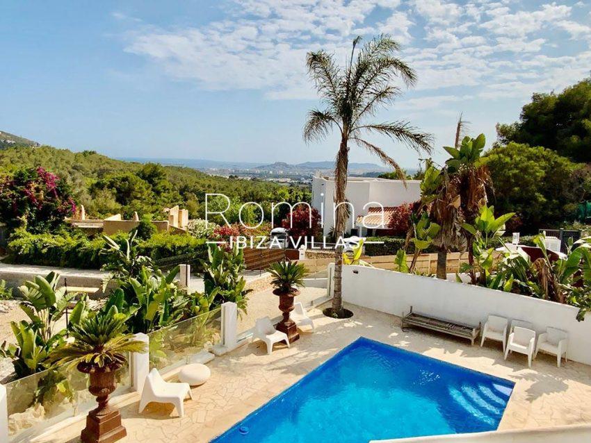 romina-ibiza-villas-rv-923-24-villa-banan-1pool terrace sea view
