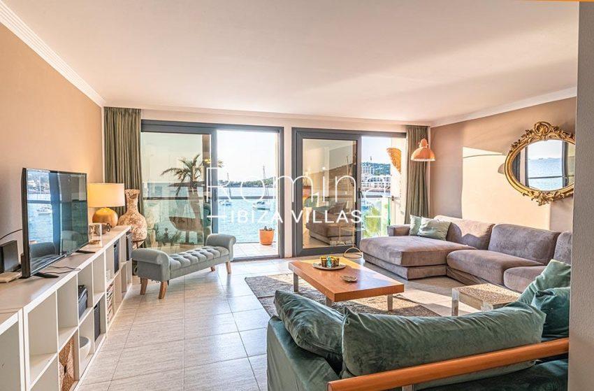 romina-ibiza-villas-rv-933-57-apto-calo-mar-3living room sea view
